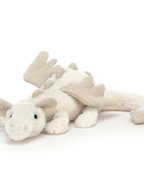 Jellycat PRE ORDER Snow Dragon Little SNW6DDL