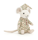 Jellycat Merry Mouse Bedtime MER3BT