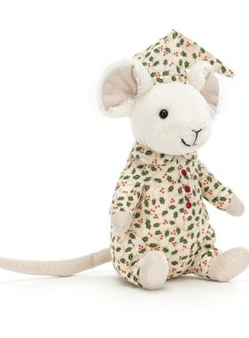Jellycat PRE ORDER Merry Mouse Bedtime MER3BT