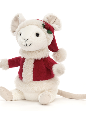 Jellycat PRE ORDER Merry Mouse MER3M