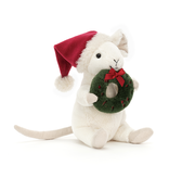 Jellycat Merry Mouse Wreath MER3W