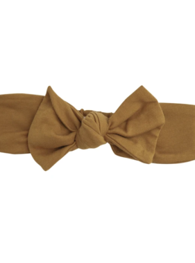 Angel Dear Solid Basics Headband Brown