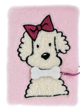 Iscream Puppy Love Furry Journal 724-916