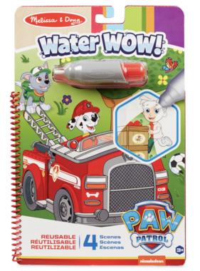 Melissa & Doug Paw Patrol Water Wow! -Marshall 33252