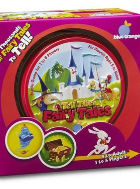 Blue Orange Tell Tale-Fairy Tales