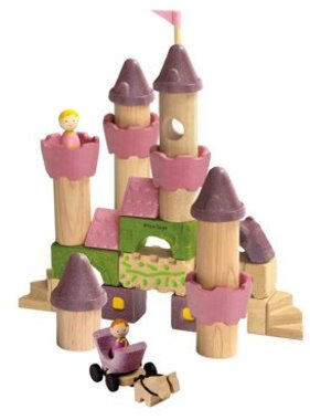 Plan Toys FAIRY TALE BLOCKS 5650
