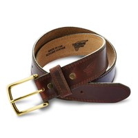 Red Wing Belt Brown
