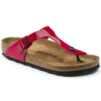 Birkenstock Gizeh Red Patent BF