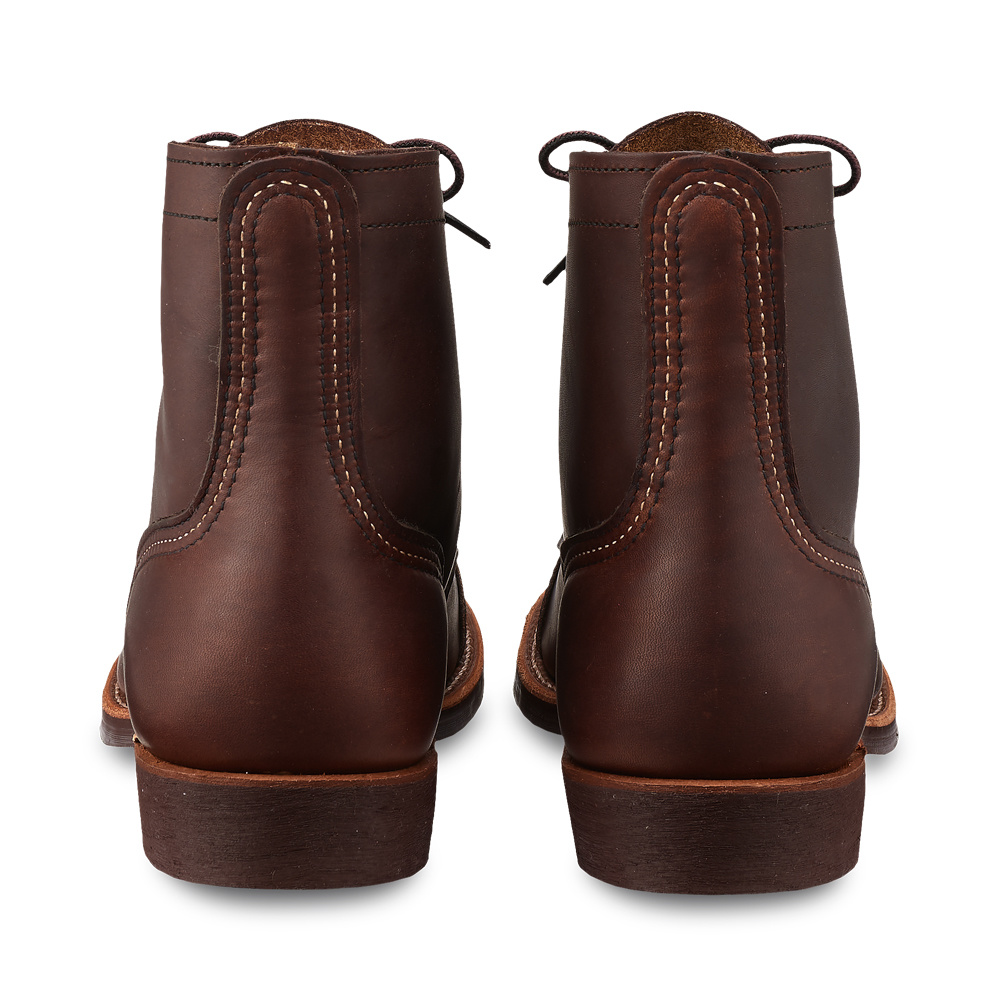 Red Wing Iron Ranger Amber Harness Leather 8111