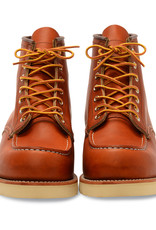 "Red Wing 6"" Classic Moc Oro Legacy Leather 875"