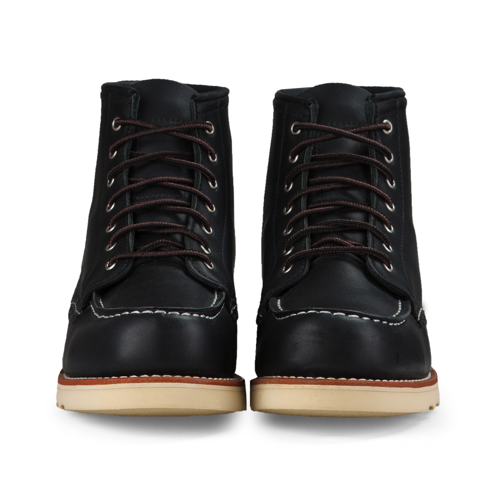 "Red Wing 6"" Moc Black 3373"