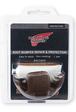 Red Wing Boot Bumper Black 95182