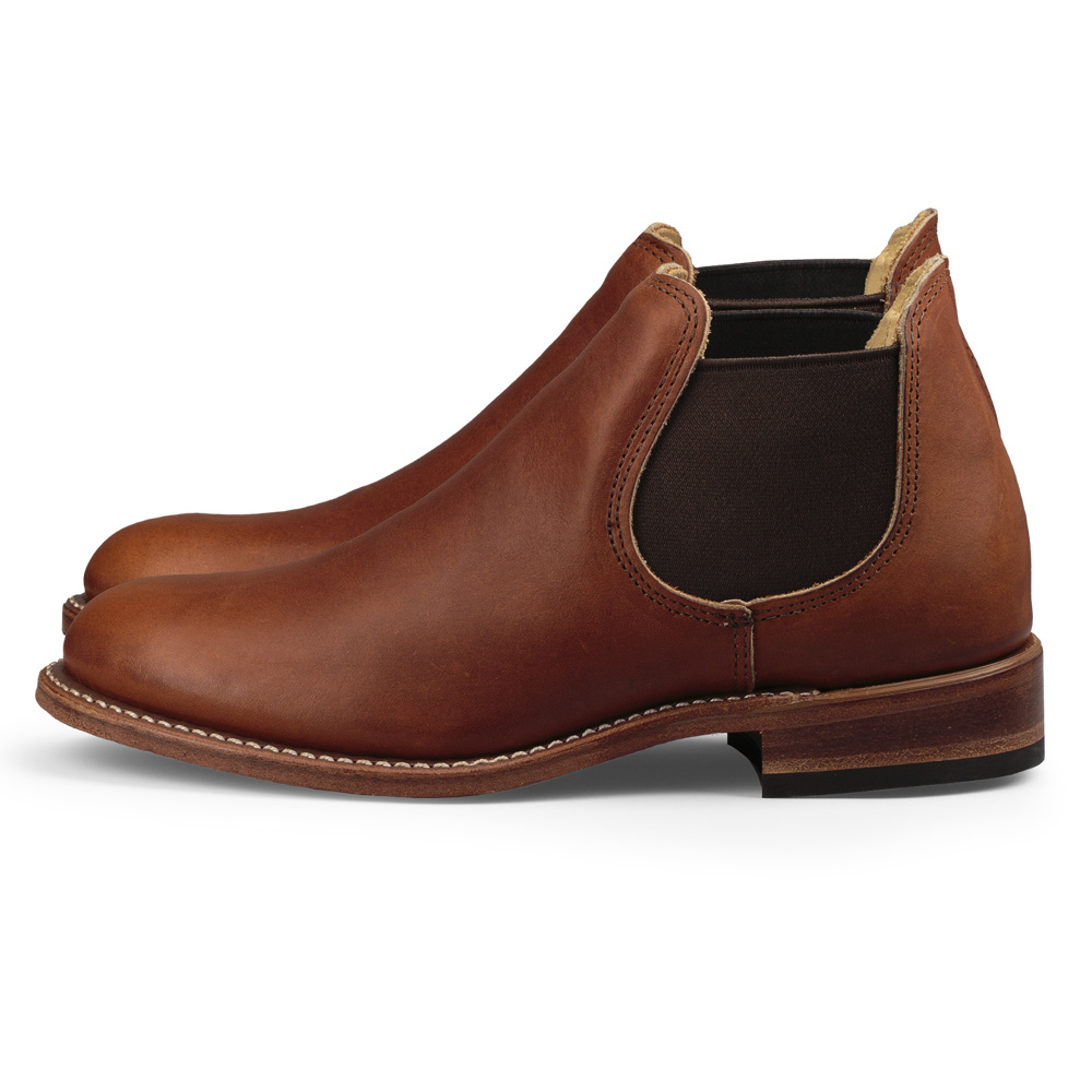 Red Wing Carol Oro Legacy Leather 3464