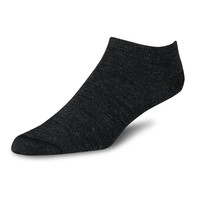 Red Wing Footie Socks Charcoal