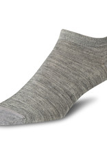 Red Wing Footie Socks Light Grey Unisex 97336