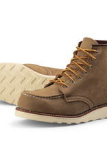 "Red Wing 6"" Classic Moc Sand Mohave Leather 3376"