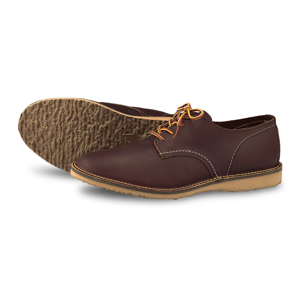 Red Wing Weekender Oxford Copper 3303