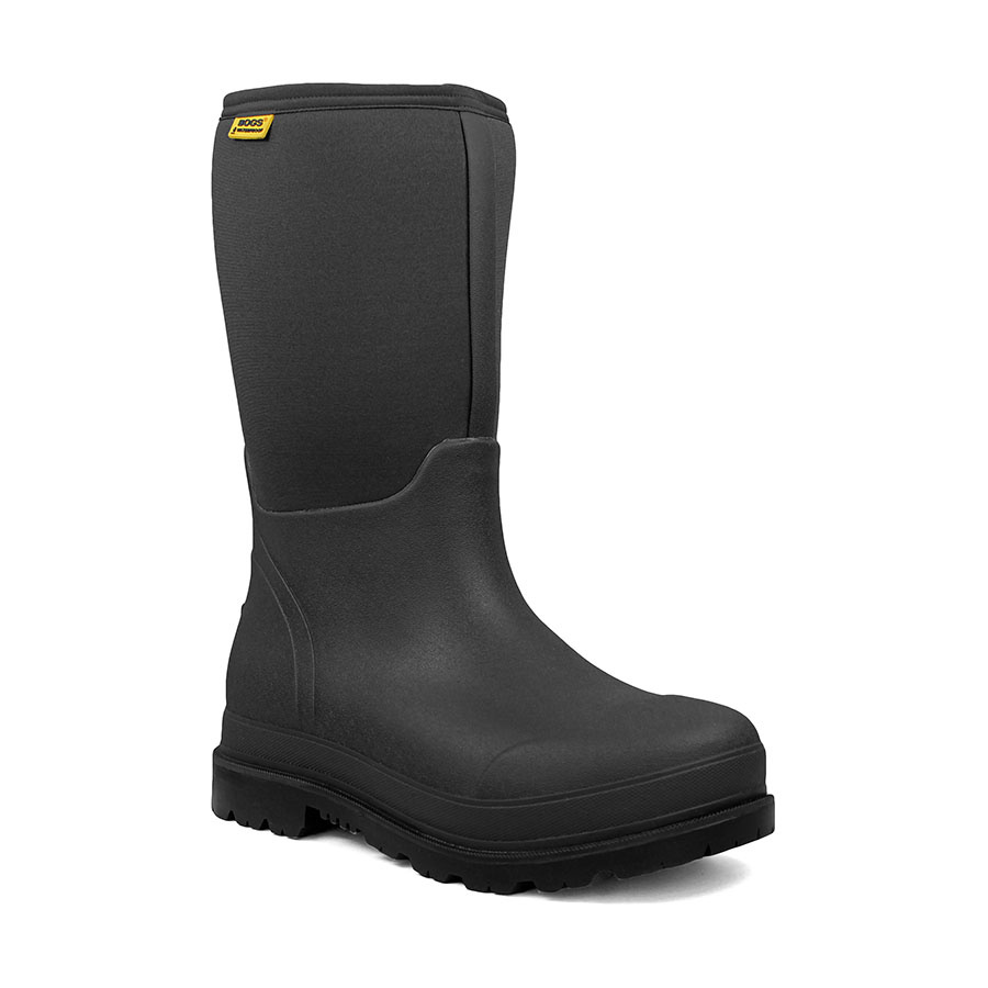 Bogs Stockman CSA Black