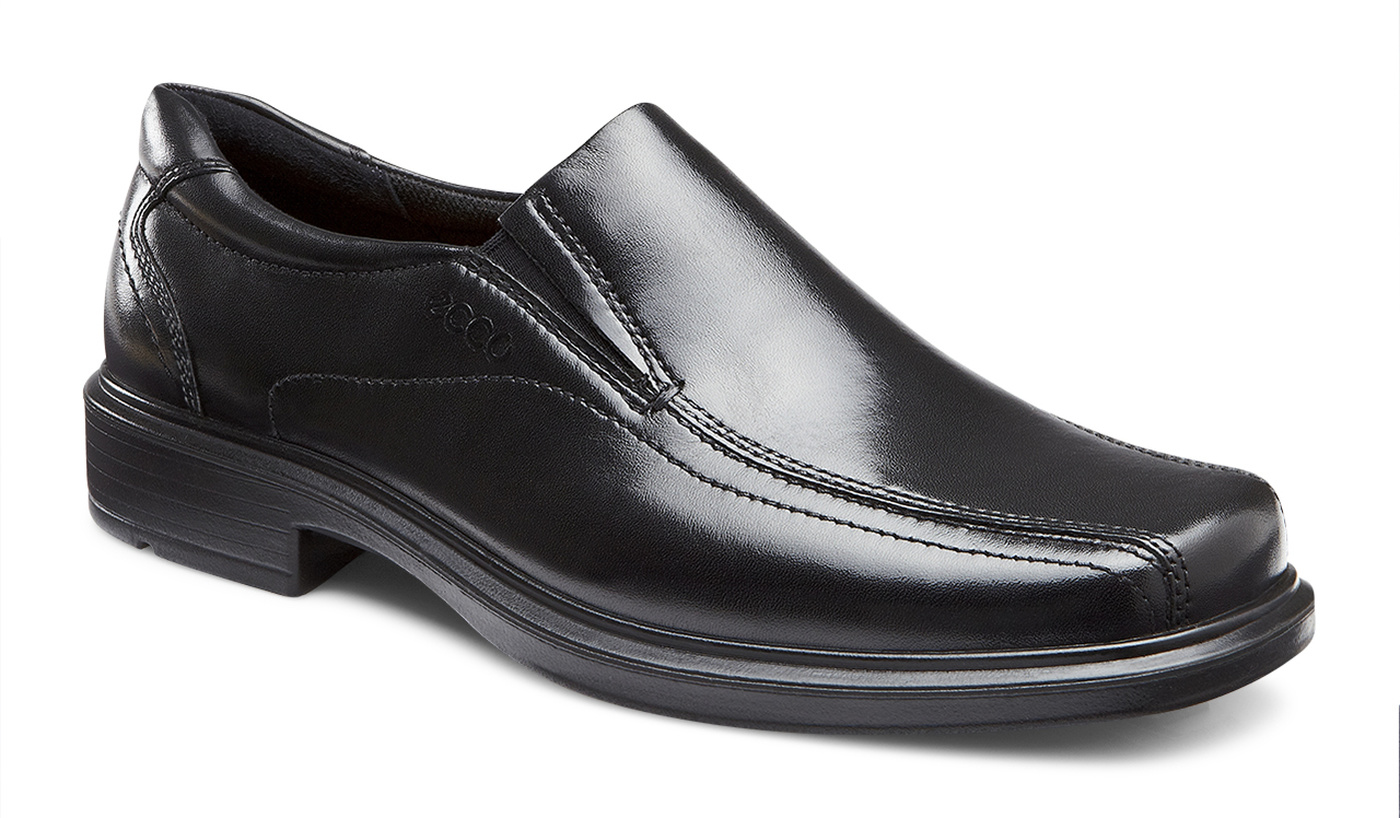 Ecco Helsinki Slip On Black 50134 00101