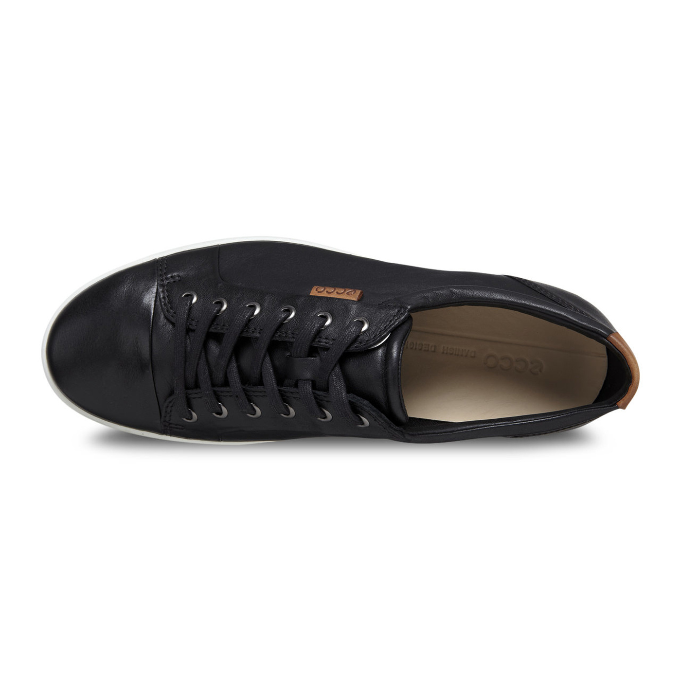 Ecco Soft 7 Black Men 430004 01001