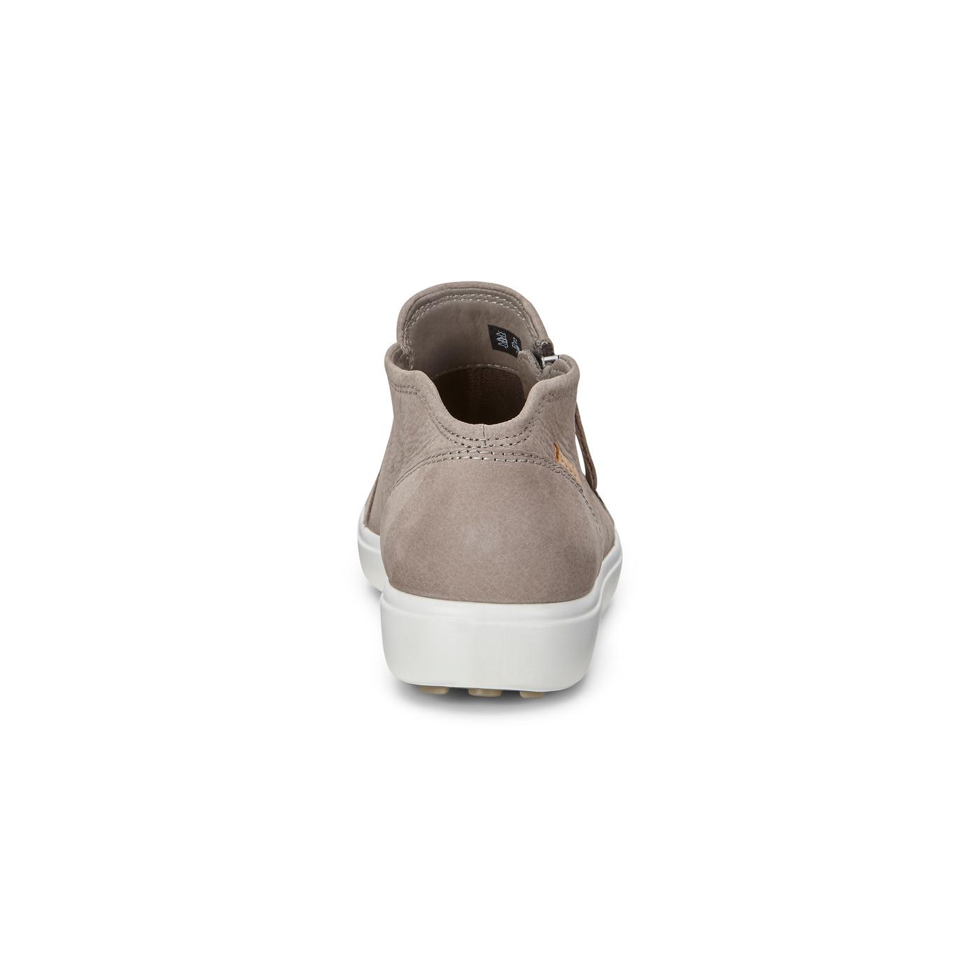 Ecco Soft 7 Bootie Warm Grey 430243 50666