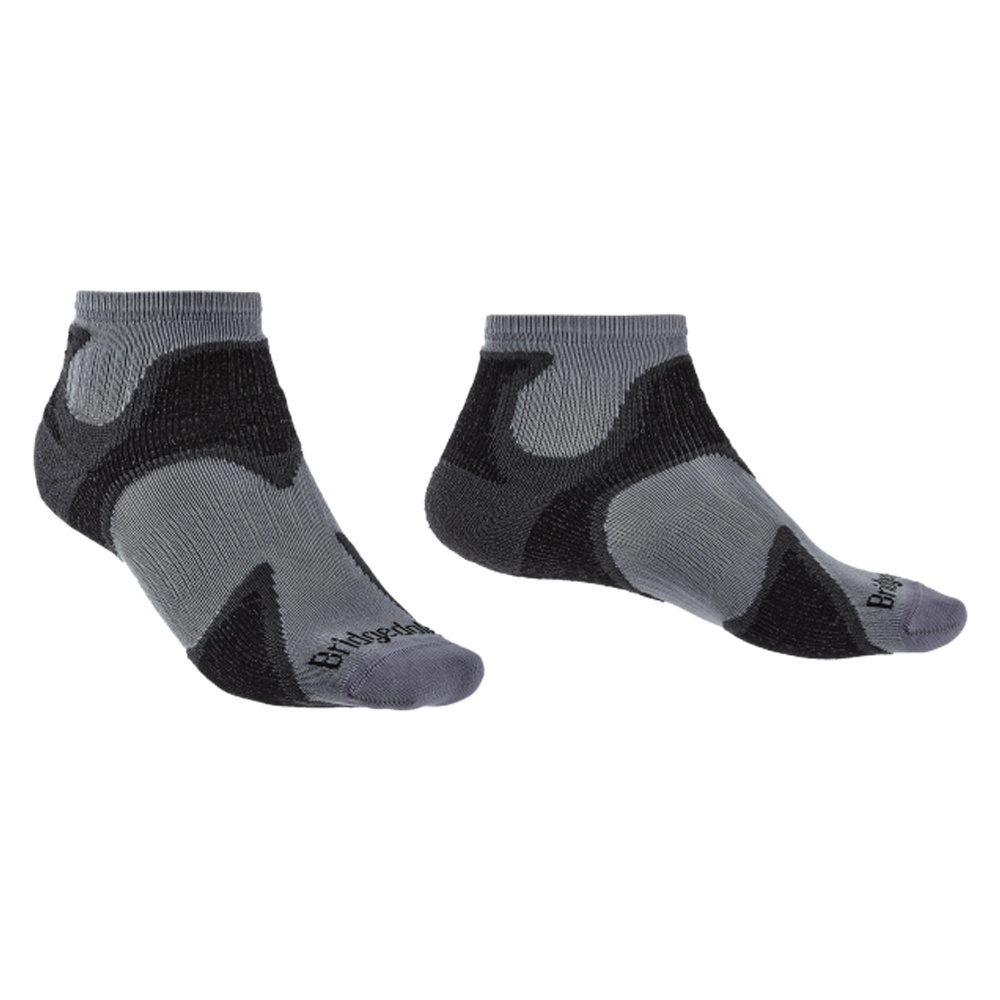 Bridgedale Speed Demon Socks Men Grey