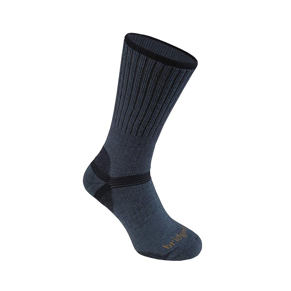 Bridgedale Merino Hiker Socks Men Gunmetal