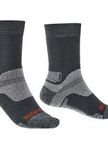 Bridgedale Trekker Socks Men Gun Metal