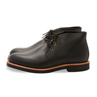 Red Wing Foreman Chukka Black