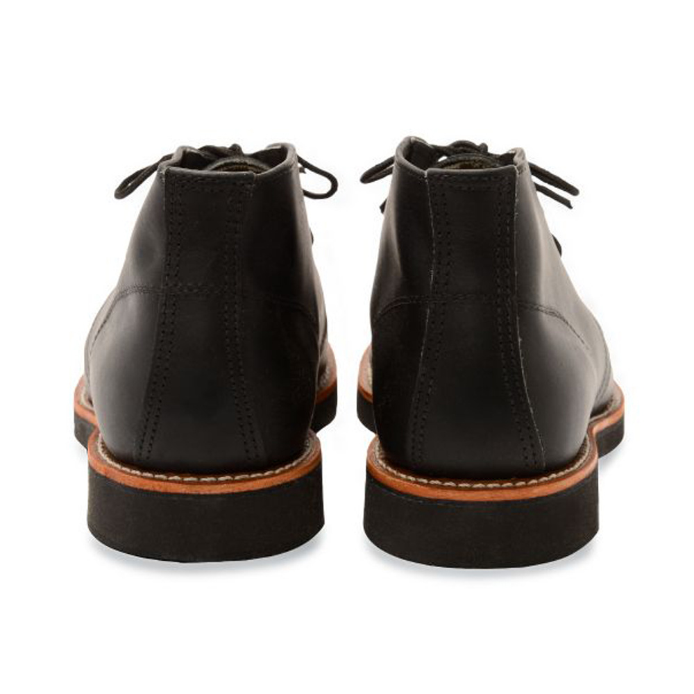Red Wing Foreman Chukka Black Harness Leather  9216
