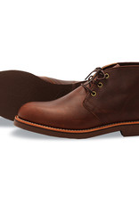 Red Wing Foreman Chukka Briar Oil Slick Leather 9215