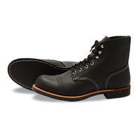 Red Wing Iron Ranger Black Boundary