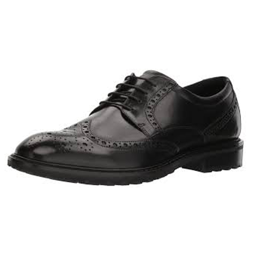 Ecco Vitrus Black Oxford 64031 401001