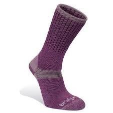Bridgedale Merino Hiker Socks Women Plum