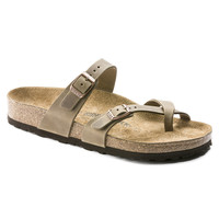 Birkenstock Mayari Tobacco Oiled Leather