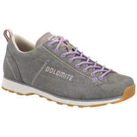 Dolomite 54 LH W's Canvas Grey/Lilac Violet
