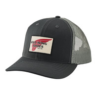 Red Wing Trucker Hat Charcoal