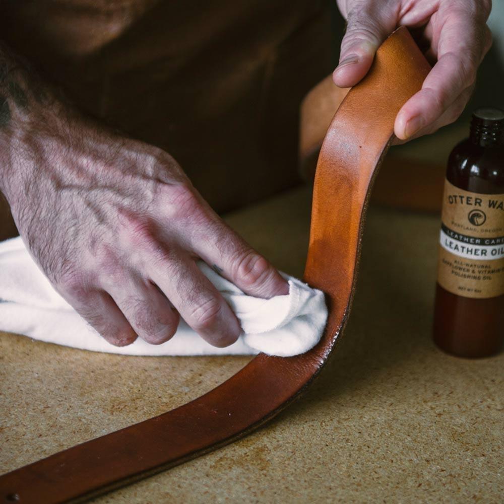 Otter Wax Flannel Buffing Cloth 2oz