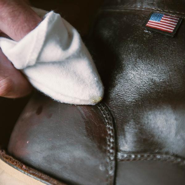 Otter Wax Boot Wax