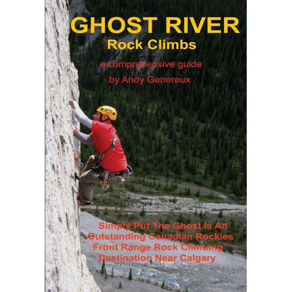 Ghost River Rock Climbs