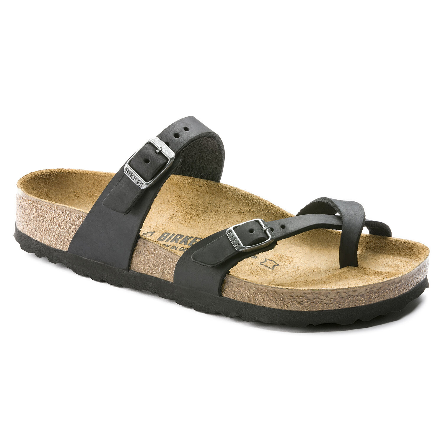 Birkenstock Birkenstock Mayari Black Oiled Leather 171481