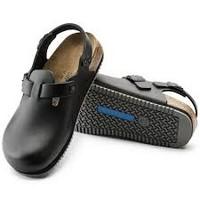 Birkenstock Tokyo Grip Black Leather
