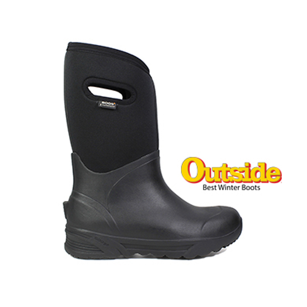 Bogs Bozeman Tall Black