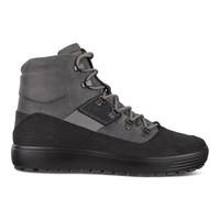Ecco Soft 7 Tred Boot Black/Titanium