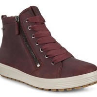 Ecco Soft 7 Tred GTX Sneaker Boot Chocolat