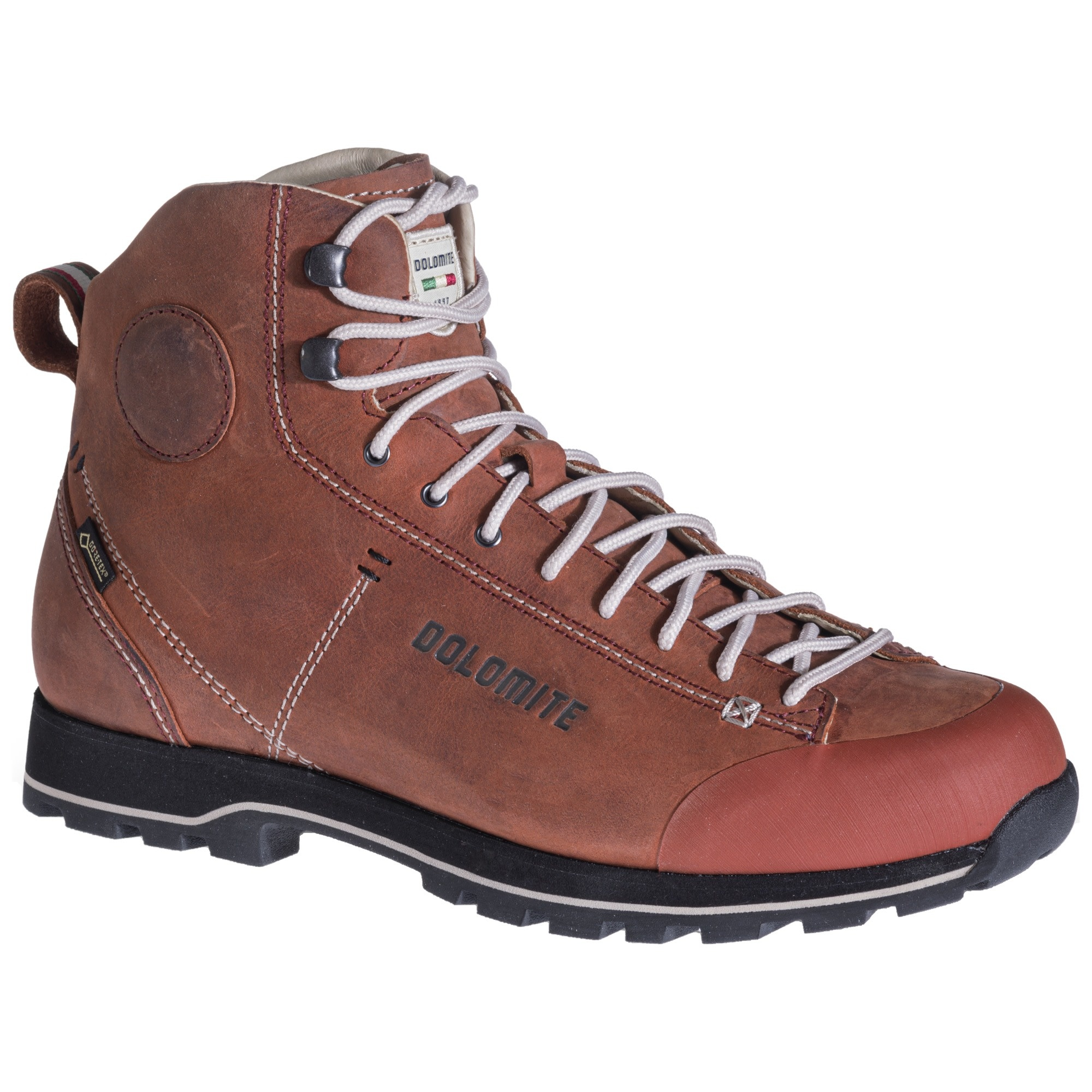 Dolomite 54 High FG GTX Ginger Red 247958 1306