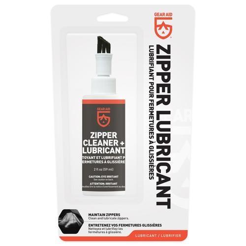 Gear Aid Zipper Cleaner and Lubricant 2 fl oz (59 ml)