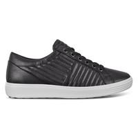 Ecco Soft 7 Black Patterned