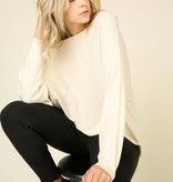 Ribbed Oversize Sweater