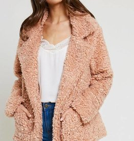 Sherpa Teddy Coat